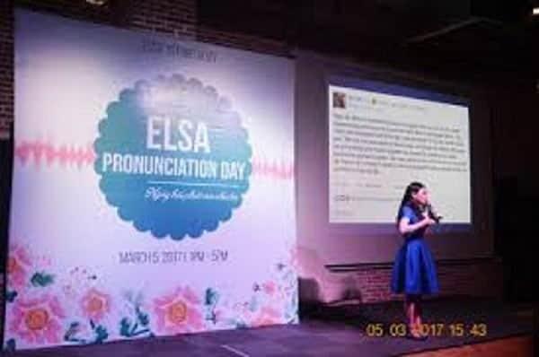 khuyến mãi phần mềm luyện phát âm Elsa speak