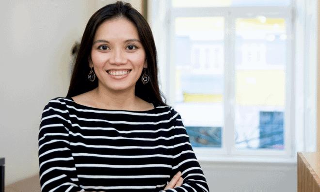 CEO Elsa Văn Đinh Hồng Vũ. Ảnh: NVCC.
